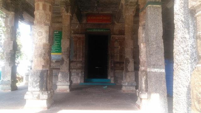 Baktajaneswarar temple -Amman Sannidhi. Manonmani