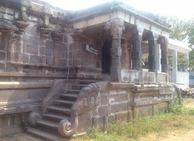 Baktajaneswarar temple, Govindaraja sannidhi-entrance