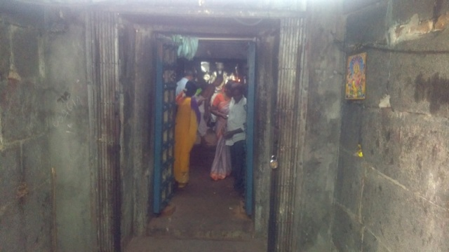 Baktajaneswarar temple, Govindaraja sannidhi-inside