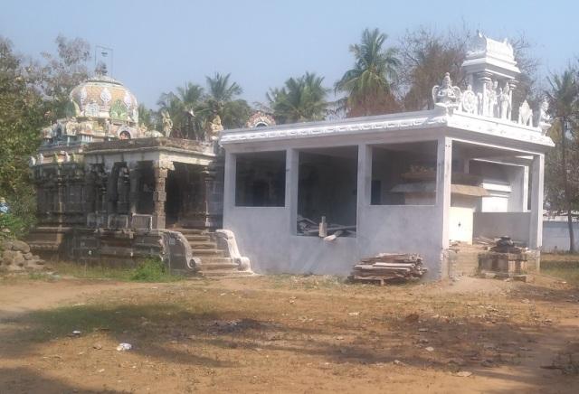 Baktajaneswarar temple, Govindaraja sannidhi-mantap constructed