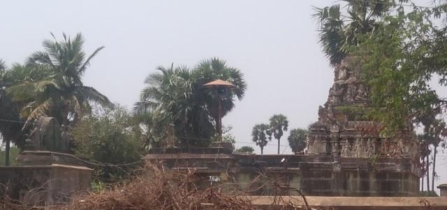 Perumal Koil - Gopura view