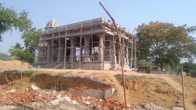 Sundarar bith place.Mantap side view- LHS