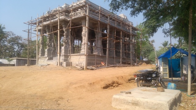 Sundarar bith place.Mantap side view- RHS