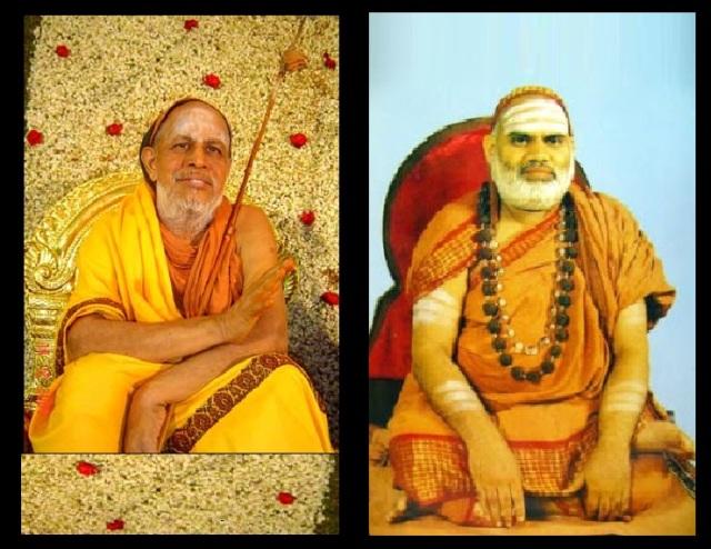 Kanchi and Sringeri acjaryas can solve Kaveri issue