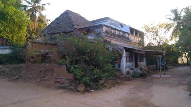 Nerur-2017 - Agraharam - after Sadasiva house..a beautiful house