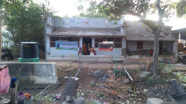 Nerur-2017 - Agraharam - after Sadasiva house.