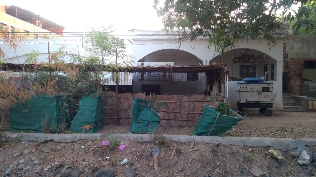 Nerur-2017 - Agraharam - new constructions coming up