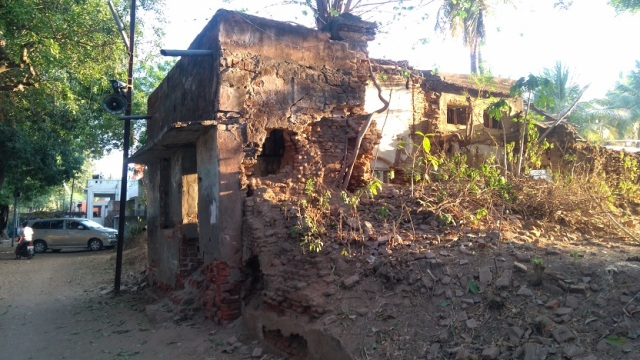 Nerur-2017 - Agraharam - RHS- dilapidated house