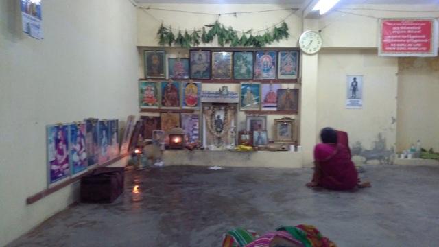 Nerur-2017 - Agraharam - Sadasiva house.Picture