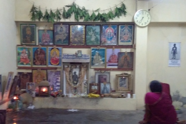 Nerur-2017 - Agraharam - Sadasiva house.Pictures