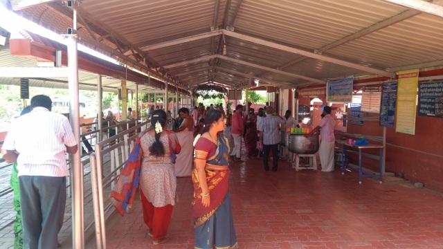Nerur-2017 - Kasi Viswanath temple entrance