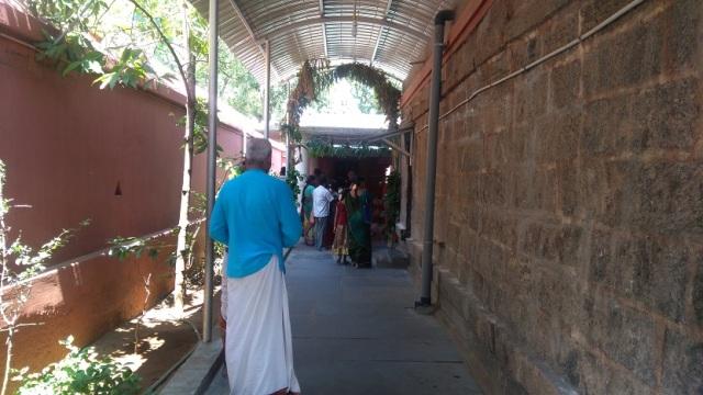 Nerur-2017 -left towards Sadasiva Adhistana
