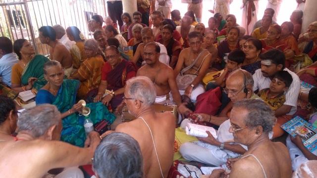 Nerur-2017 -Near to Sadasiva Adhistana.engaged in different vocation.singing