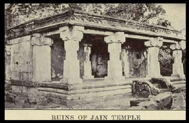 Ruins of a Jain temp0le