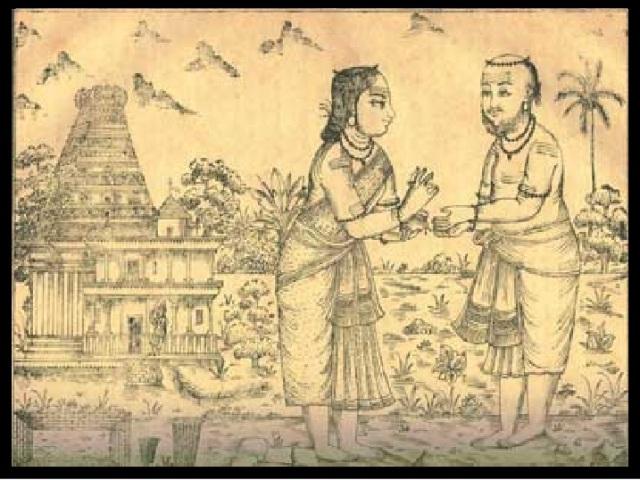 Tirunavukkarasu and his sister