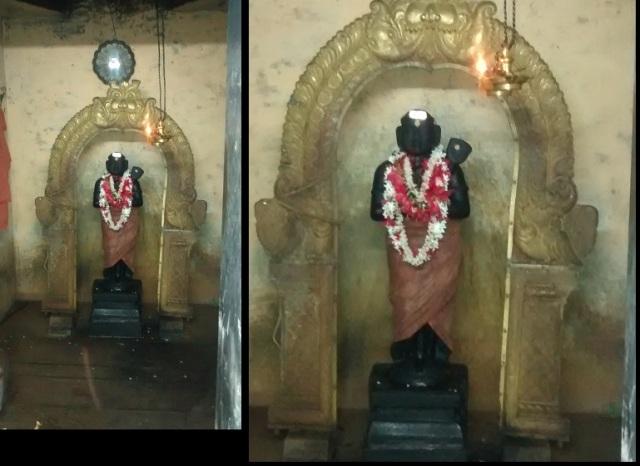 Tiruvamur - Navukkarasar birth place - Navukkarasar Vigraha