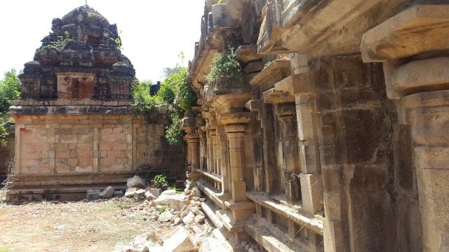 Sarabeswarar temple- Tukkatchi-side