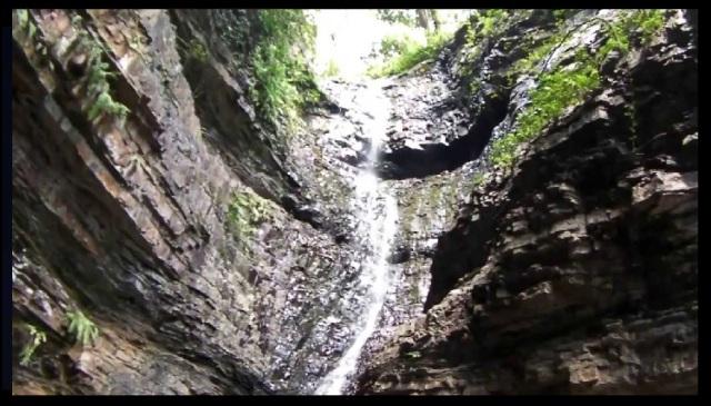 Saleswaram, Linga, Nalammalla forest-water fall