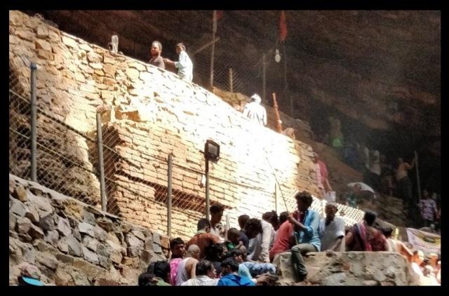 Saleswaram, Linga,going up