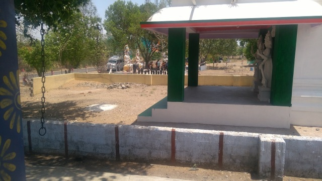 Next Devi temple-side view- 5a