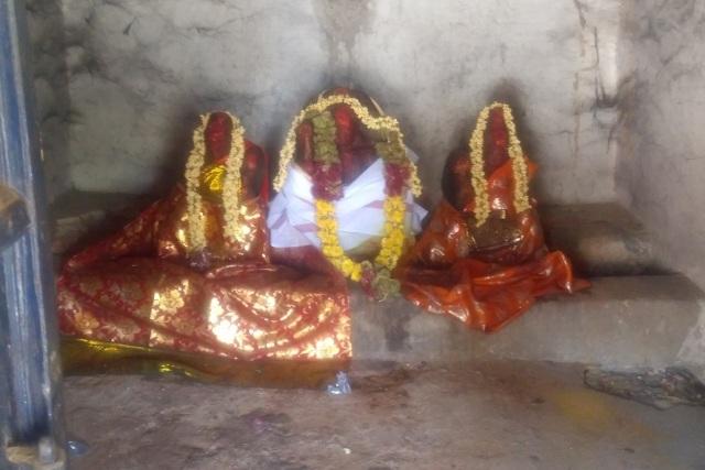 Ogaiyur temple -Iyyanar, backside-6