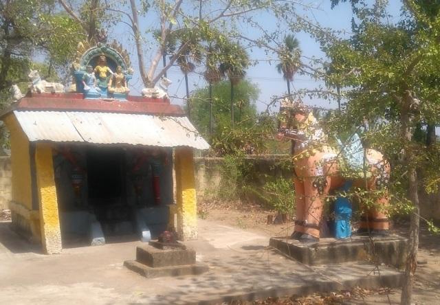 Ogaiyur temple -Karuppaiah-5