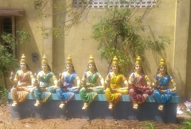 Ogaiyur temple -saptamata substituted-3