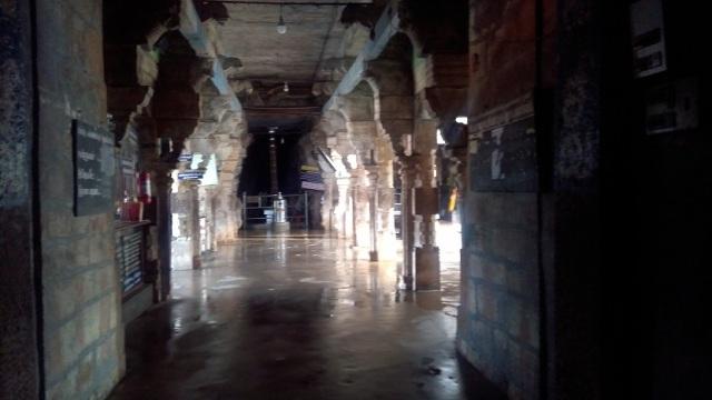 Kulittalai - Kadambavaneswarar - inner prakaram