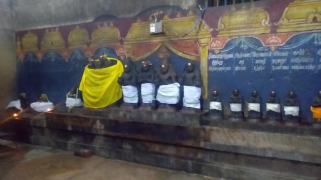 Kulittalai - Kadambavaneswarar - Saptamata etc