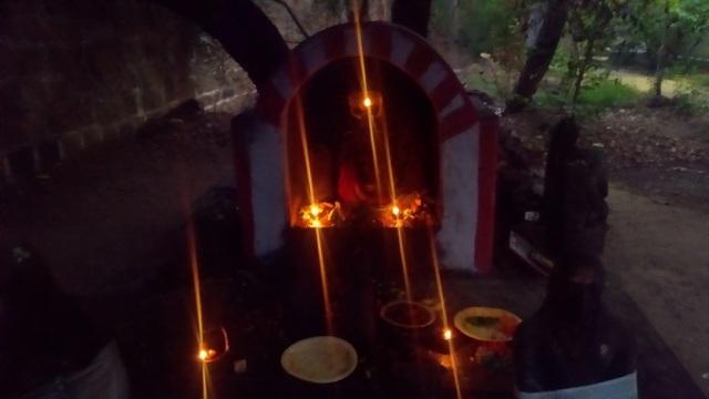 Kulittalai - Kadambavaneswarar - some sculptures