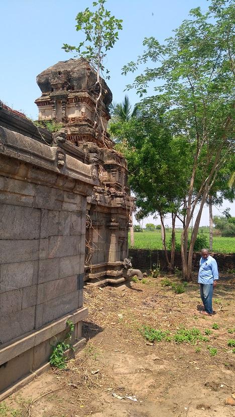 Perumal temple, RHS
