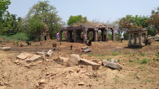 Rudrakshapureswarar, Mayanur.cleaned