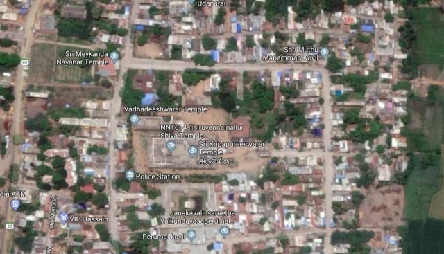 Thiruvennainallur temple - google