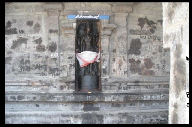 Thiruvennainallur temple - Pitchandavar